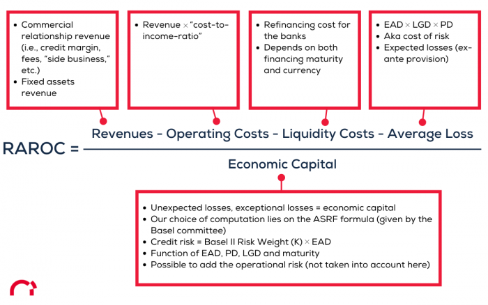 Risk-adjusted return on capital investment suri investments